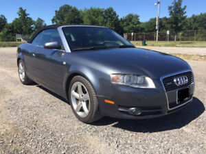 2008 Audi A4 3.2 Convertible AWD Certified New Tires $7900 OBO!