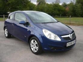 Vauxhall/Opel Corsa 1.2i 16v 2008.5MY Breeze