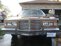 1976 Pontiac Parisienne 2 Door Hard Top