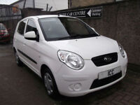 09 09 KIA PICANTO 1.0 5DR £30 FOR 1 YEARS TAX LOW INS 1 YEARS MOT