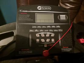 Treadmill (Barely used)