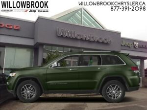 2017 Jeep Grand Cherokee   - Low Mileage