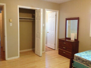 2 Large Rooms with Private Bathrooms