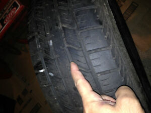2 Winter Tires-Size 225/60/16 for only $20 each Cambridge Kitchener Area image 3