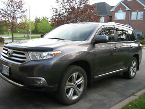 2013 Toyota Highlander Sport, Leather, AWD