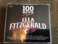 Ella Fitzgerald CD Boxset