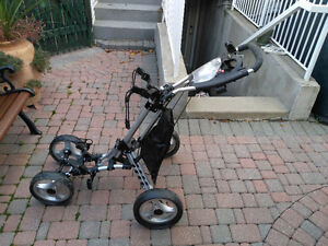 Golf Push Cart for sale!