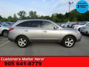 2011 Hyundai Veracruz GLS  AWD (NEW TIRES) 7-PASSENGER LEATHER R
