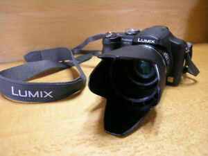 PANASONIC LUMIX  DMC FZ-8