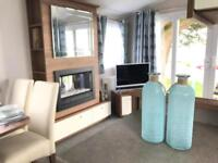 Willerby Avonmore static caravan for sale at Looe Bay Holiday Park