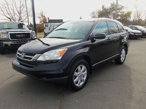 2011 HONDA CR-V 4WD !! ONLY 117,000 KMS !! FINANCING AVAILABLE !