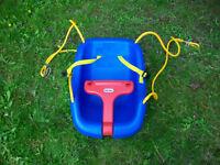 Little Tikes 2-in-1 Snug N Secure Swing