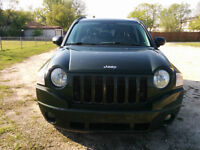 2007 Jeep Compass North Edition, Safetied
