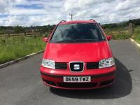 Seat Alhambra 2.0TDI 2009MY Stylance 2 OWNERS FROM NEW PART EXCHANGE WELCOME