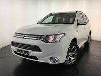 2015 MITSUBISHI OUTLANDER GX 3H PHEV AUTO HYBRID 1 OWNER FROM NEW FINANCE PX