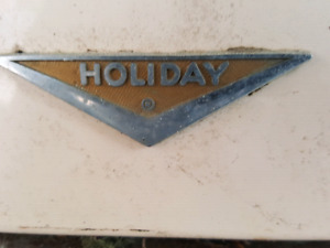 Vintage 1965 Holiday Stove/ Oven