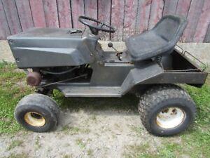 Riding Lawnmower
