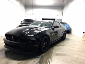 2013 Ford Mustang GT 6spd manual Boss performance