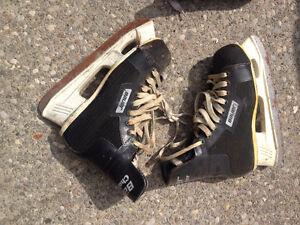 Boys Hockey Skates