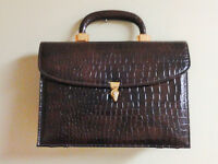 VINTAGE Evening handbag 1950-1960  - MEYERS - Mint condition -