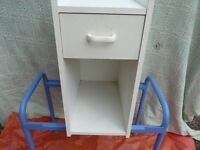 Cupboard (small) unit.