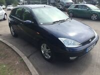Ford Focus Ghia 52 reg full leather 5drs 6 months mot £799