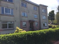 Spacious two bedroom flat in Thornliebank, 118 Main St G46 7RR