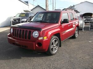 Jeep Patriot 4WD Sport 2008