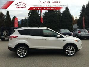 2013 Ford Escape Titanium   - one owner - local - trade-in - non