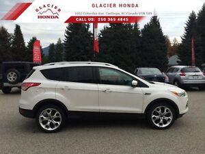 2013 Ford Escape Titanium  - one owner - local - trade-in - non-