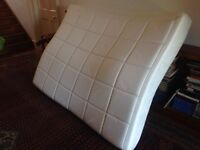King size Tempur mattress with deluxe Tempur topper