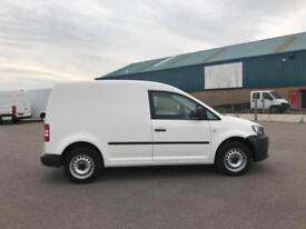 Volkswagen Caddy 1.6 TDI 102PS STARTLINE VAN EURO 5 AIR CON DIESEL MANUAL (2015)