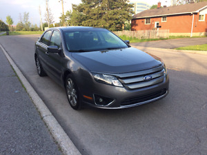 2011 Fusion RARE 6 SPEED, LOADED!!! Great price!