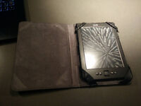 Basically New Kindle with Case
