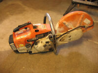 TS400 Stihl cut-off saw