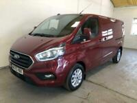 2020 Ford Transit Custom 2.0 300 EcoBlue Limited L2 H1 EU6 (s/s) 5dr