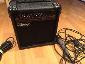 Amplificateur de guitare (VANTAGE)