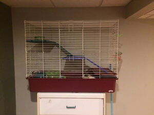 guinea pig/rabbit/ferret/rat cage big cage