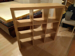 Cube bookshelf for sale