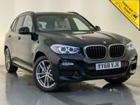 2019 68 BMW X3 XDRIVE20D M-SPORT AUTO SAT NAV REVERSING CAMERA SERVICE HISTORY