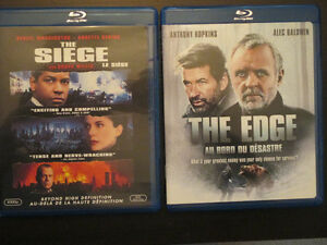 Two blu-ray movies