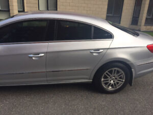2009 Volkswagen CC Turbo 2.0 L Berline