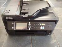 Epson WF-7610 A3/A4 printer