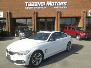 2014 BMW 4 Series AWD | NO ACCIDENT | SPORTLINE | LEATHER | SUNR