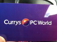£210 gift card