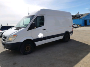 Sprinter 3500 Dually 2007  3ltr diesel