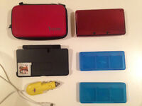 Used Nintendo 3DS - Red - No Wall Charger (NEARLY SOLD)