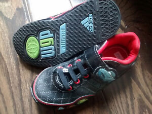 Like New Boys Adidas Sneakers Size 8
