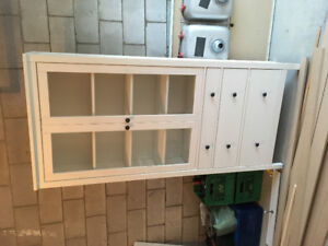 Dining Room Hutch/Cabinet White