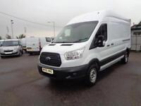 Ford Transit 2.2 Tdci 125Ps H3 Van DIESEL MANUAL WHITE (2015)